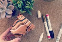 Crafty Tutorials and Tips / by Suriah Phillips