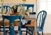Dream Home ~ Dining Room / by T