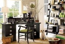 Dream Home ~ Office Ideas / by T