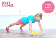 10-Minute Tuneups / Get fit and toned with exercises from Best Health's 10-Minute Tuneups. / by Best Health Magazine