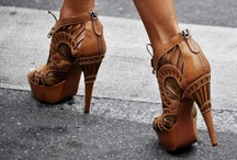 Shoes♡ / Almost every girl has an obsession with shoes...