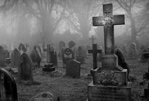 Cemetery / by Eugene Borg
