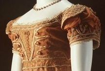*Regency Garments: Ladies / Regency and Georgian Era clothing for women. Late 1700s to 1830s.  / by Sharon Lathan