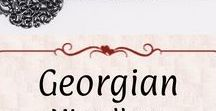 Georgian: Miscellany / Miscellaneous objects of the broad Regency and Georgian Eras.