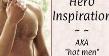 "Hero Inspiration / Or, images of ""hot men."" I am a romance novelist, what can I say! Enter and enjoy!"