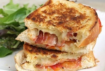Sandwiches n' such / by Nichole Tenchavez