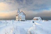 Winter / A cold but beautiful time of year / by Jackie LP