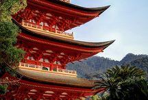 East Asia / East Asian art, architecture, history and culture. China, Hong Kong and Macau, Japan, Mongolia, North Korea, South Korea, Taiwan / by Jackie LP