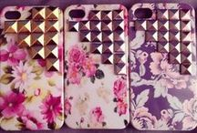 iPhone Case Obsession♡ / Ask anyone, I really do have an iPhone case obsession. -___-