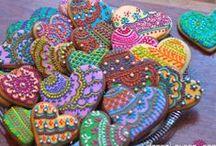 Cookies-Color Flo / by Allene Nicolai