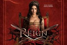 Reign / Watch Reign Friday at 8/7c on The CW! / by The CW