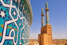 Iran - ايران / Iranian culture, architecture and art / by Jackie LP