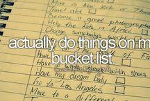 < Bucket List > / by Katie Karl