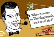 Thanksgivukah / Thanksgivukah celebrate this holiday rarity where Thanksgiving and Chanukah fall out on the same day!  / by Manischewitz