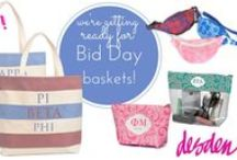 Desden Goes Greek - Sorority Love! / All things Greek! We love to create cute, fun and fresh gifts for greeks! Choose from stock items in your sorority, we carry usa made, and incredibly unique fannypacks, make up bags, totes and accessories. or create your own as a custom design! We love to work with retailers and chapters alike. We sell mostly wholesale to retail stores who are looking for cute and unique sorority gifts. Visit the entire line at www.desden.com, we are always adding new designs and sororities so check back often!
