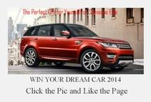 WIN THE CAR OF YOUR DREAMS / Would you like the chance to WIN THE CAR OF YOUR DREAMS?  Every month you will have the chance to to win a Supercar, Luxury Car, Luxury Watch or Vacation Speed Getaway. You choose whichever you would like to WIN.  Follow Us here or on Facebook https://www.facebook.com/winyourdreamcartoday  Find Exclusive Deal for our fans and their friends.