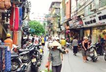 Voyager au Vietnam / Itinéraires et circuits au Vietnam  : attraits à visiter • bonnes adresses • guides gourmands • suggestions d'hébergements • activités à faire