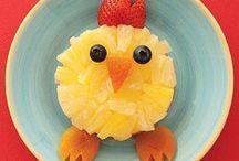 Food art - plats rigolos et mignons pour enfants / Des plats amusants et cute pour les petits et les grands, parfaits pour les fêtes et les occasions spéciales!