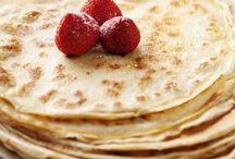 Recettes pour le brunch et le petit-déjeuner / Tout ce qui touche le brunch et les petits-déjeuners : pains doré, crêpes, oeufs, croissants, quiches, viennoiseries