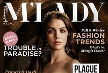 M'Lady Magazine - Edition 2 / Watch #Reign Thursdays at 9/8c on The CW!