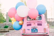 Wedding Transport / Because you don't want to be late on your wedding!