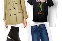 My style / My personal wardrobe