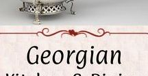 Georgian: Kitchen & Dining / Tableware, serving dishes, cooking objects, and so on.