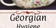 Georgian: Hygiene & Beauty / Bathing, general hygiene, toilettes, necessaires, cosmetics, and so on.