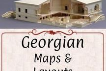 Georgian: Maps & Layouts