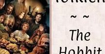 Tolkien: The Hobbit / Everything about the movies by Peter Jackson: An Unexpected Journey, The Desolation of Smaug, and The Battle of the Five Armies.