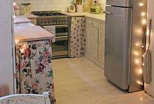 pretty tiny kitchens