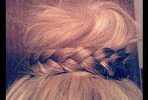 hair ideas / by Courtney Lynn
