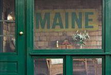 Doors + Windows, Stoops + Porches