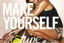Just do it  / Motivation for when the promise of endorphins just isn't cutting it.
