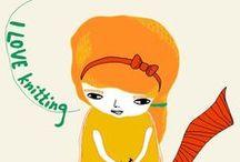 Binge knitting