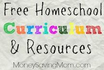 Homeschooling Resources / by Meghan McDonnell Lyster