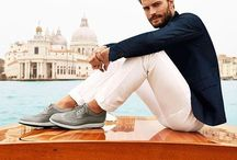 sleek styles for him / by KGS