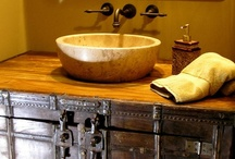 For the Home - Bathroom / by Phillis Mullin