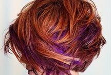 Hair / by Renae Hines
