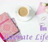 Literate Lives: My Blog / literatelives.wordpress.com committed to nurturing a literate lifestyle both at school and in the home. Reading + Writing + Teaching Reading and Writing