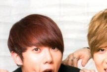 U-KISS / ~ AJ, Eli, Kiseop, Soohyun, Dongho, Kevin & Hoon ~ The group that introduced me to KPOP :3 / by Jasmine Baldwin