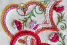 Embroidery Inspirations / Stitches in time, soothe my mind. / by Debby Zigenis-Lowery