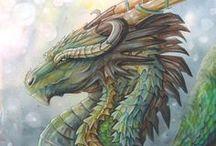 Dragons  / by Debby Zigenis-Lowery
