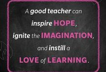 Our Favorite Quotes / We love hearing what wise people—past and present—say about children and learning. Here you will find a collection of quotes that inspire Curiosityville—and say a lot in a few words.