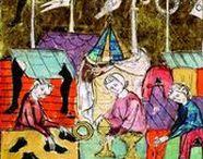 1100's / Community, Society, History, Art, Media, and Fashion of the 12th Century