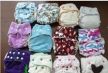 Cloth Diapering / by Meghan McDonnell Lyster