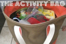 Busy Bag Ideas / by Meghan McDonnell Lyster