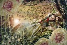 Sleeping Beauty / illustrations that inspire... / by Debby Zigenis-Lowery