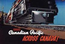Trans Canada / Travel from coast to coast