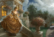 Cinderella / illustrations that inspire... / by Debby Zigenis-Lowery